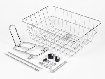 Picture of BLB Rack & Basket Combo - Chrome
