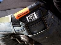 Picture of BLB Lock Holder - Black