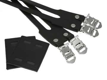 Picture of BLB Double Leather Straps - Black