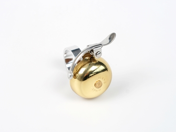 Picture of Crane Mini Suzu Stem Bell - Brass