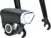 Picture of Paul Components Gino Light Mount - Black