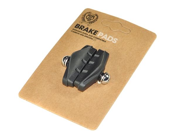 Picture of BLB Road Brake Pads Set - Black