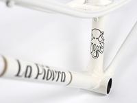Picture of BLB La Piovra Custom Per Donna Frameset