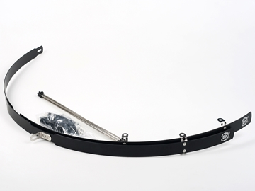 Picture of BLB Classic Alloy Fenders - Polished Black