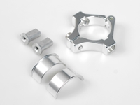 Picture of VIA Downtube Shifter Mount - Silver