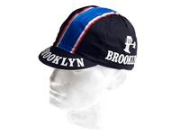 Vintage Cycling Caps - Brooklyn Black