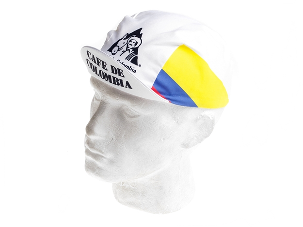 Picture of Vintage Cycling Caps - Cafe de Colombia