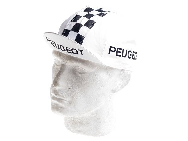 Picture of Vintage Cycling Caps - Peugeot