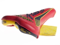 Picture of Selle Italia Jan Urlich Saddle - Red