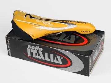 Picture of Selle Italia X Pinarello Flite Saddle - Yellow