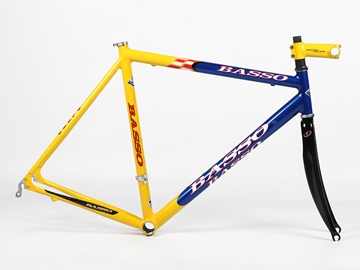 Picture of Basso Road Frameset - 55cm