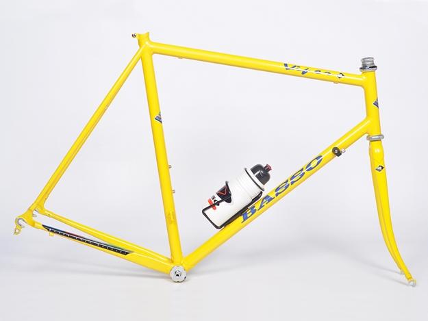 Picture of Basso Viper Frameset - 58cm