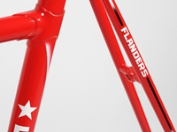 Picture of Flanders Team LoPro Frameset - 60cm