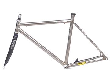 Picture of Raleigh Titanium Frameset - 44cm