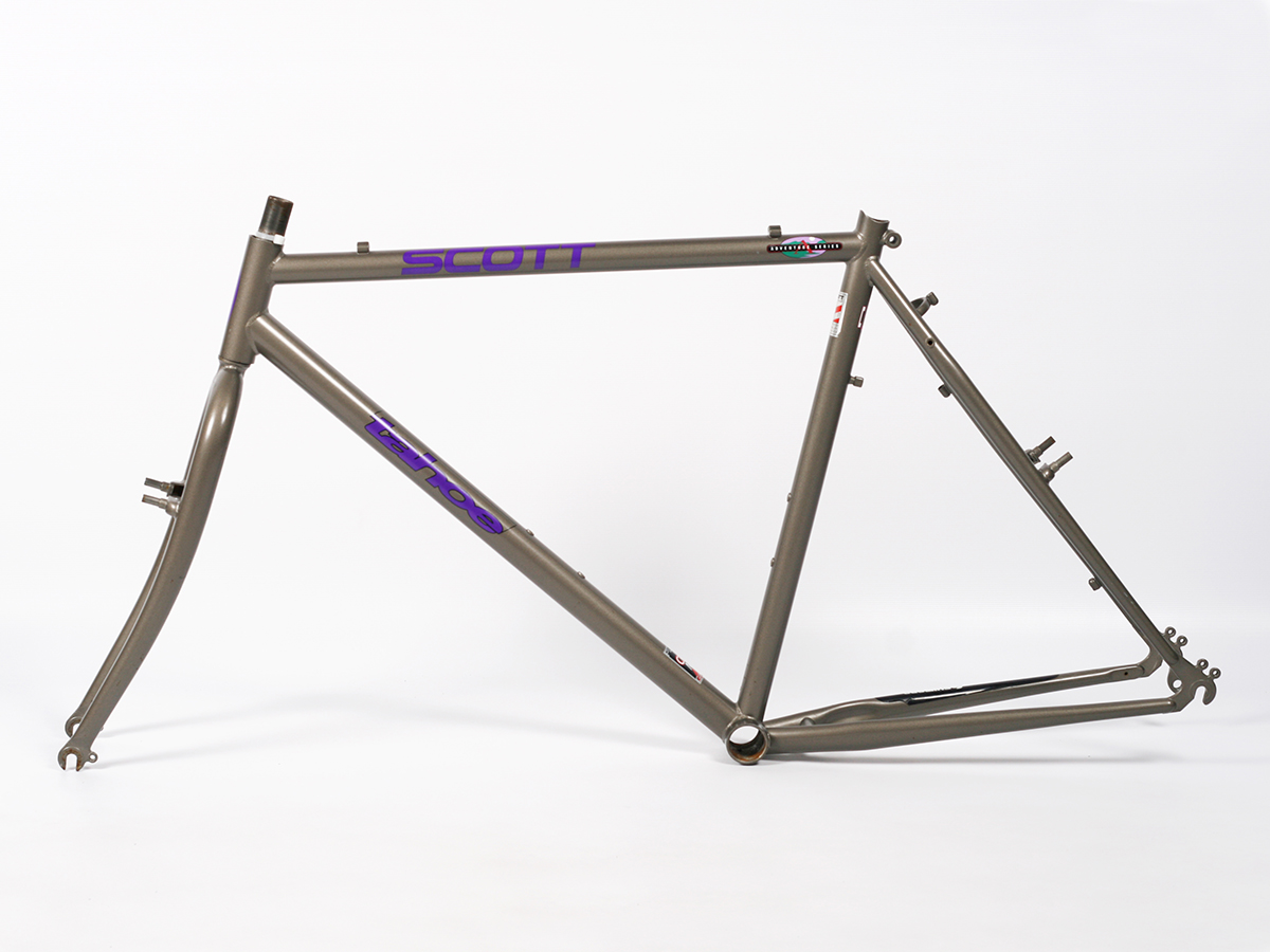 Brick Lane Bikes: The Official Website. Scott Tahoe MTB Frame
