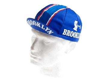 Vintage Cycling Caps - Brooklyn Blue