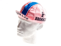 Vintage Cycling Caps - Brooklyn Pink