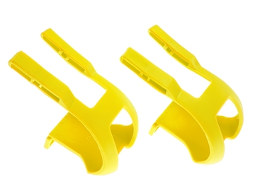 Picture of BLB Plastic DB/DG Toe Clips - Yellow