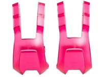 BLB Plastic DB/DG Toe Clips - CP Pink
