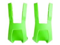 BLB Plastic DB/DG Toe Clips - Green