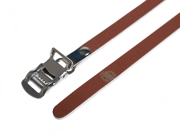 Picture of BLB Single Leather Straps - Dark Brown