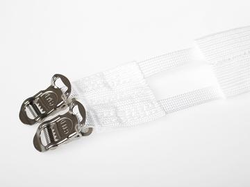 Picture of BLB Double Nylon Straps - White