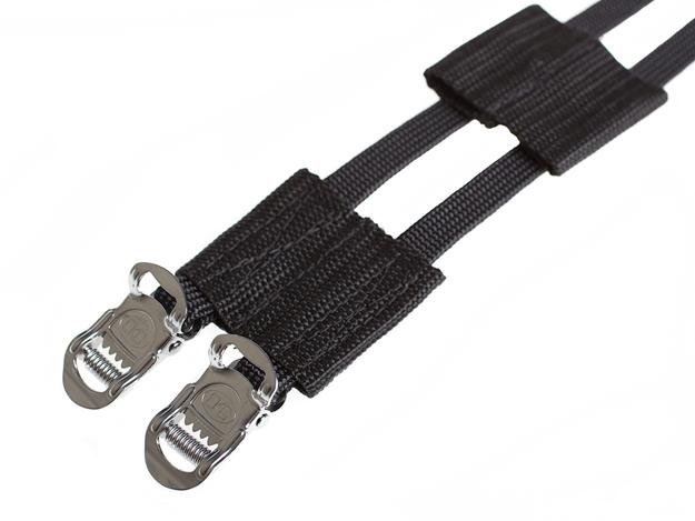 Picture of BLB Double Nylon Straps - Black