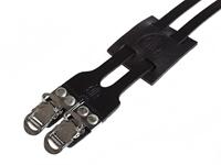 BLB Double Freestyle Straps - Black