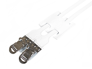 Picture of BLB Double Freestyle Straps - White