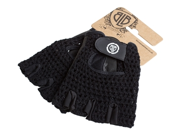 BLB Cycling Gloves - Black
