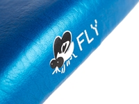 Picture of BLB Fly Saddle - Blue
