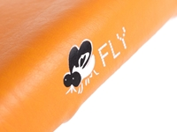 Picture of BLB Fly Saddle - Orange