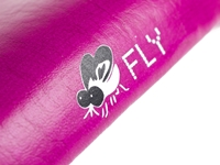 Picture of BLB Fly Saddle - Purple