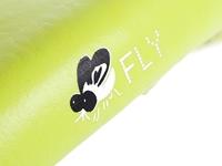 BLB Fly Saddle - Yellow