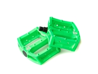 BLB Freestyle Pedals - Green