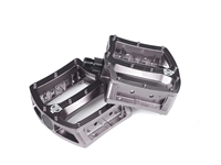 Picture of BLB Freestyle Pedals - Gun Metal Grey