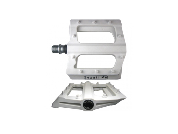 Picture of Fyxation Mesa Pedals - White