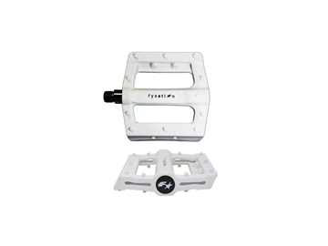 Picture of Fyxation Gates Slim Pedals - White