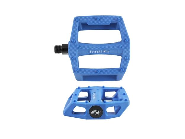 Fyxation Gates Pedals - Blu