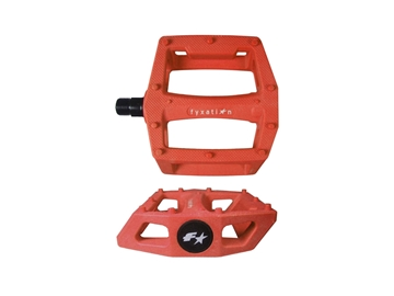 Picture of Fyxation Gates Pedals - Orange