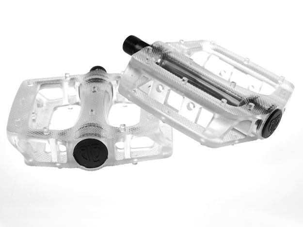 Picture of BLB T-Rex Pedals - Clear