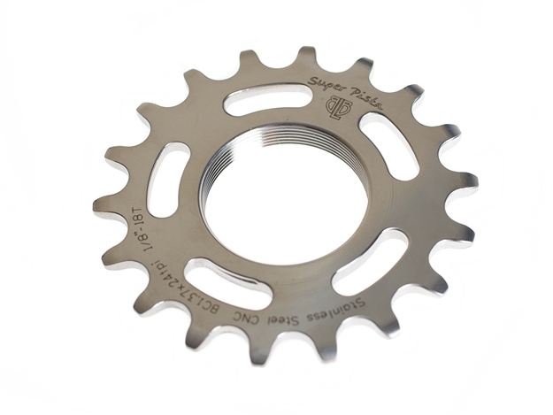 Picture of BLB Super Pista Sprocket - Silver