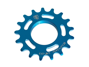 Picture of BLB Track Sprocket - Blue