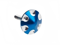 Picture of Foes Stem Top Cap - Blue