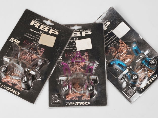 Picture of Tektro RBP 866 Brake - Purple