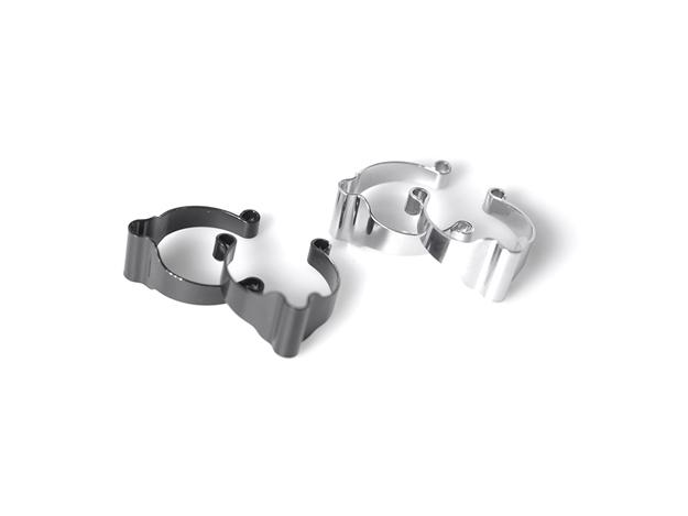 Picture of BLB Toptube Brake Cable Holder - Silver