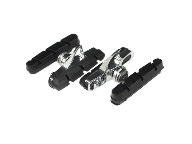 BLB CNC Brake Pads - Silver