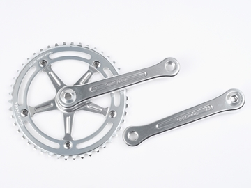 Picture of BLB Super Pista Crankset - Silver
