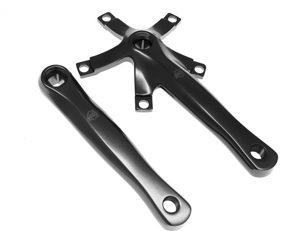 Picture of BLB Track Crank Arms - Black