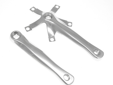 Picture of BLB Track Crank Arms - Silver